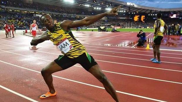 IFootball : Usain Bolt prêt pour un test avec le Borussia Dortmund